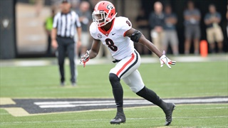 DeAngelo Gibbs Returns to School at UGA