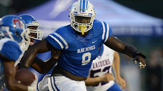 UGA Commit Zion Logue Makes Big Plays: Photo Gallery