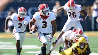 Legge's Thoughts: UGA Sloppy in Win Over Missouri