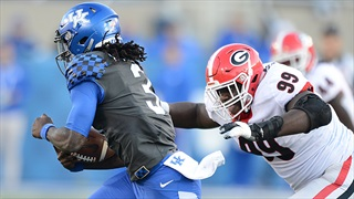 UGA's Defense Practicing Fast, but There are Still Questions