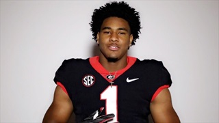 BREAKING: 4-star RB Kenny McIntosh Commits to Georgia