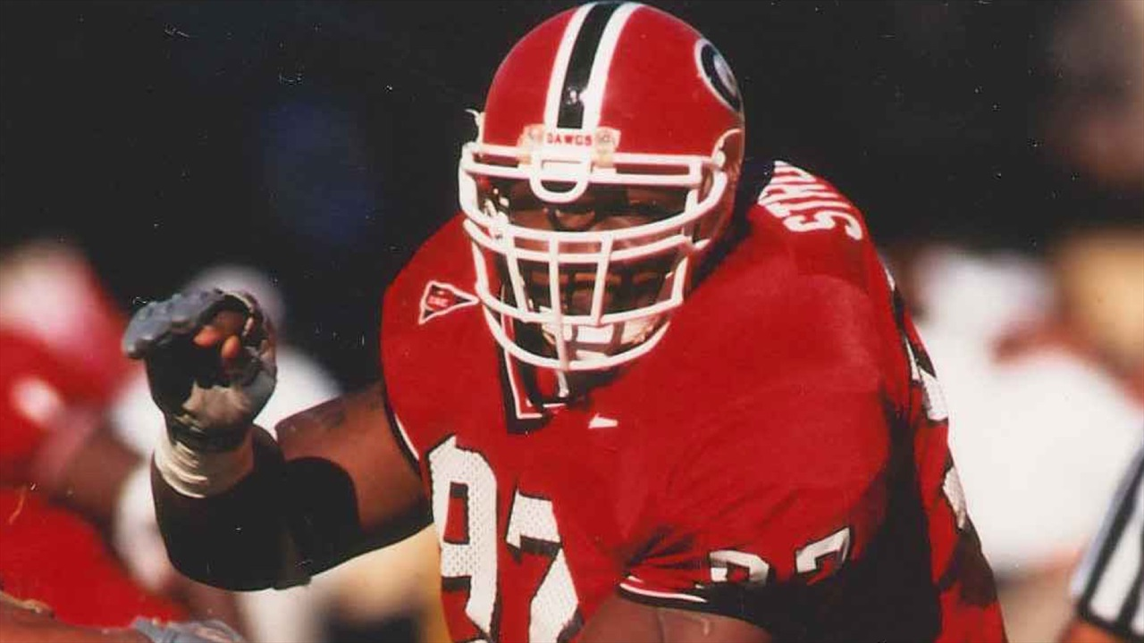 Top 50 Uga Players Of All Time No 50 Marcus Stroud Dawg Post