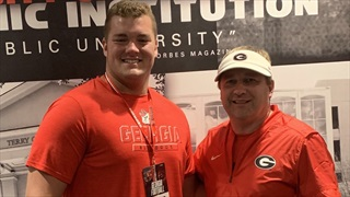 Joshua Braun Backs Off Commitment to UGA