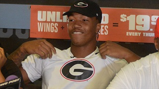 List Of Georgia Bulldog Early Enrollees/Signees