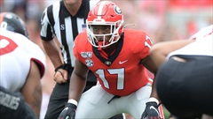 Can Nakobe Dean have a 2017 Roquan Smith-type of season?