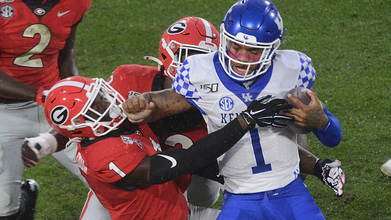 Georgia Bulldogs vs. Kentucky Wildcats 2020: How to Watch