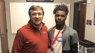 """4-star WR Says He Would """"Go Crazy"""" In Georgia's Offense"""