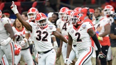 Georgia's Senior Class Aims To Be Best in Program History