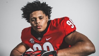 BREAKING: 4-star DT Chooses Georgia Over Tennessee/South Carolina
