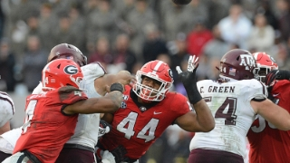 UGA's Best Player? Probably on Dawgs' Defense