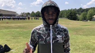 2022 WR Target: Earning UGA Offer Was Jaw-Dropping