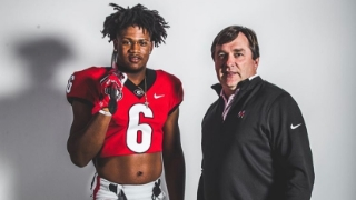 BREAKING: 5-star LB Xavian Sorey Signs With Georgia Over Florida
