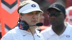 Georgia Bulldogs Coach Kirby Smart Sounds Off on Dawgs' Quarterbacks