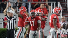 The Georgia Bulldogs Remain the Unanimous No. 1 Team After Bye Week