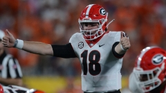 "Georgia Bulldogs coach Kirby Smart: JT Daniels ""Looks Like He Could Play"""